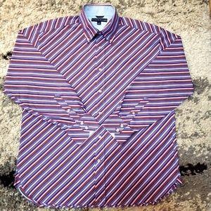 Tommy Hilfiger dress button up shirt